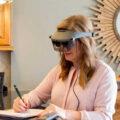 Lunettes électroniques réalité augmentée ACESIGHT