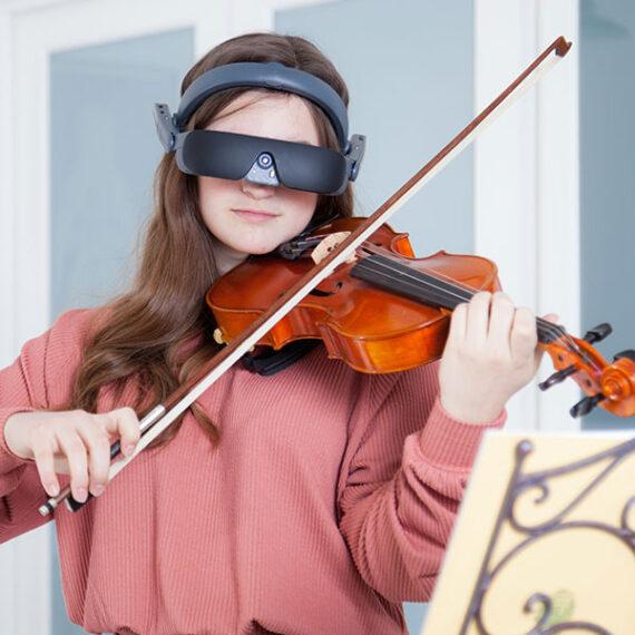lunettes basse vision Esight